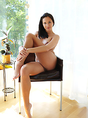 Erotic photo session of sexy girl Gloria