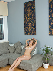 Super tight blonde girl
