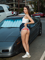 Belle Knox Pictures In LA