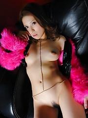 Tsubasa Aihara Asian has boobies and vagina under huge teasing