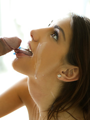 Big tit brunette takes a dick like no other