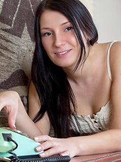 teen model Jennifer Kush